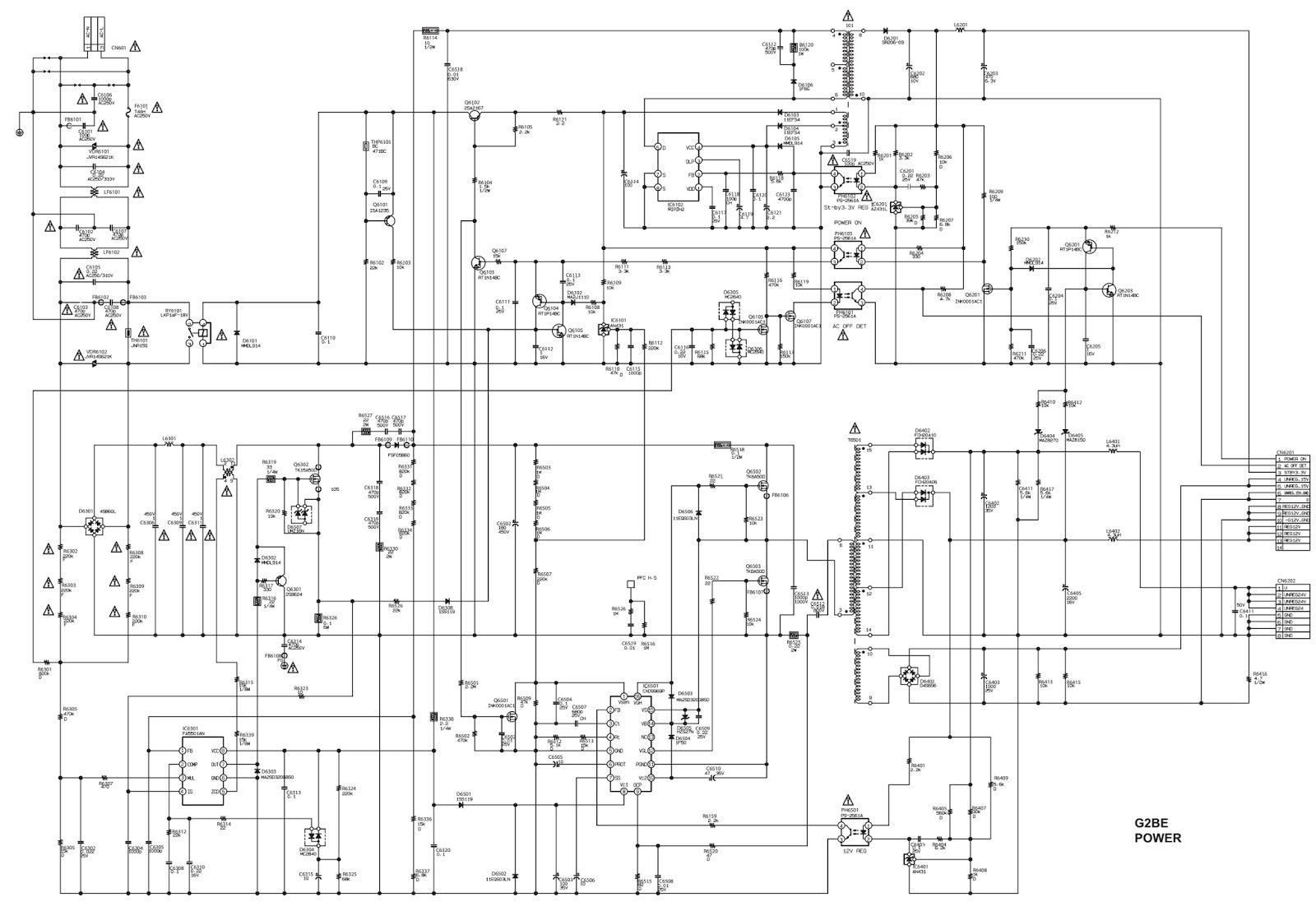 Electronic Inspirations  Sony Klv32v550  U2013 Led Blinking Codes  U2013 Self Diagnosis Function  U2013 Smps