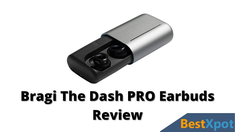 Bragi the dash pro Wireless Earbuds review