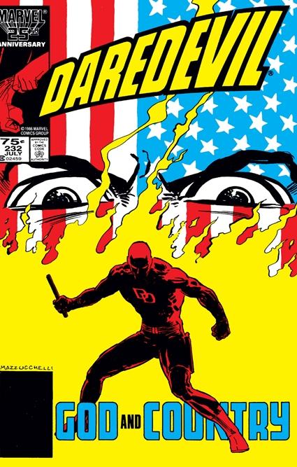 Daredevil Born Again es el mejor cómic de la historia de Marvel