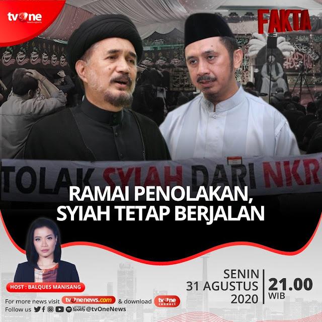 Ramai Penolakan, Syiah Tetap Berjalan - FAKTA - TV One