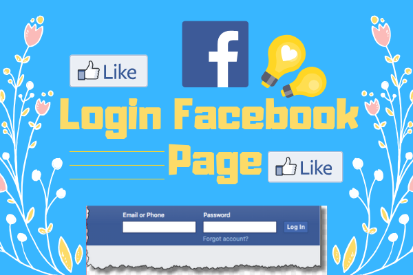 Facebook Login Welcome To Facebook Page