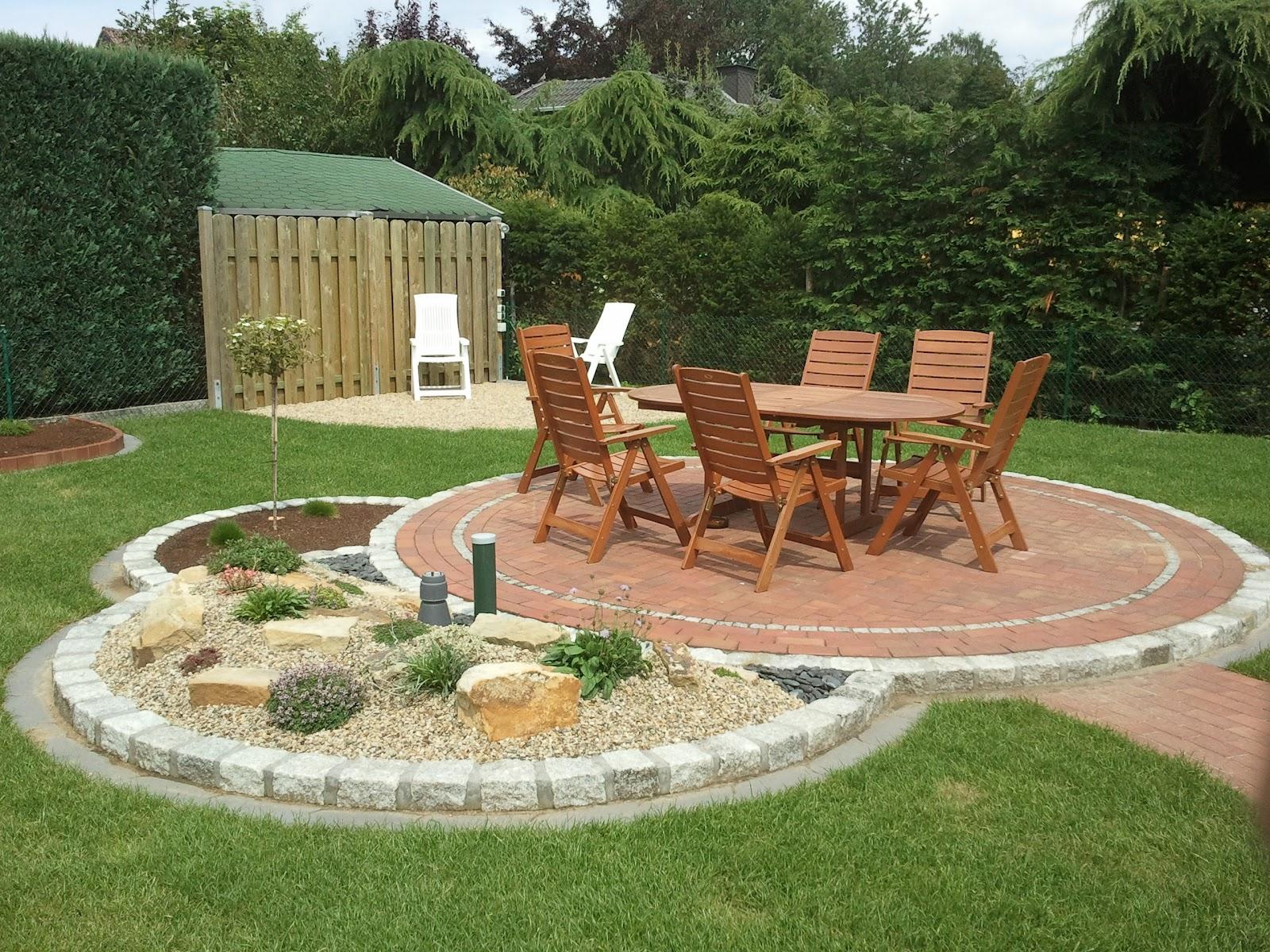 Luxus Gartengestaltung Ideen Mit Steinen Ideen