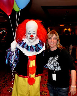 Cosplay Pennywise Clown