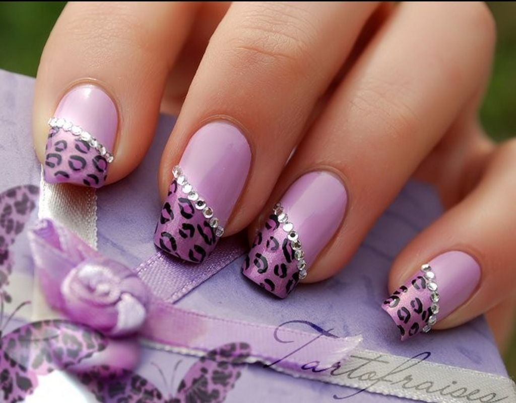 gel nail design ideas 20 french gel nail art designs ideas trends - Gel Nail Design Ideas