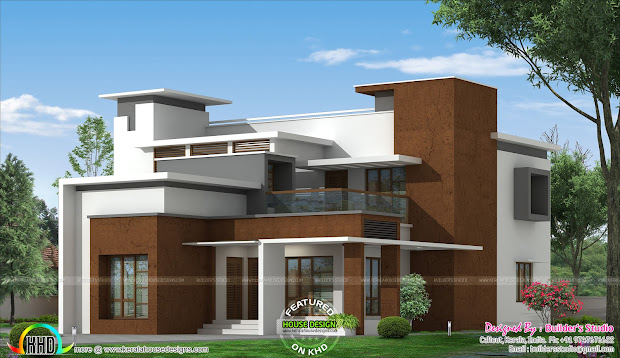 Box Type Modern Home Exterior Designs Vtwctr House Design Images