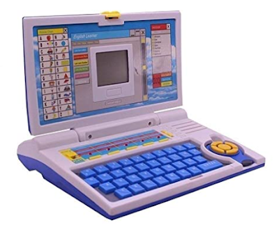 fun laptop notebook computer toy for kids