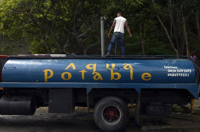 Llenaderos de agua potable se convierten en la mejor opción para el ciudadano
