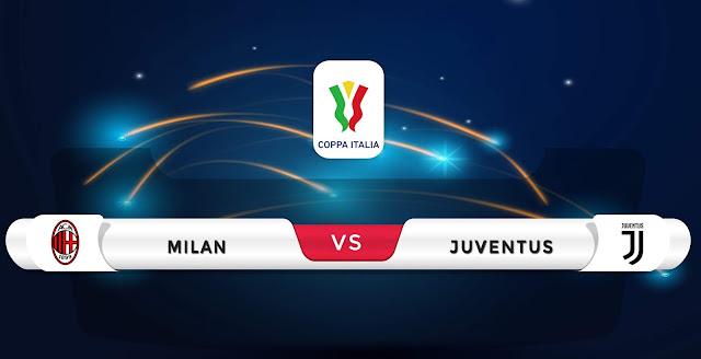 AC Milan vs Juventus Prediction & Match Preview