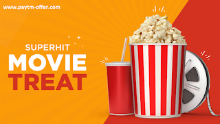 Paytm Movie Ticket Offers - Get 50% Cashback Up To ₹150 Cashback On Movie Tickets