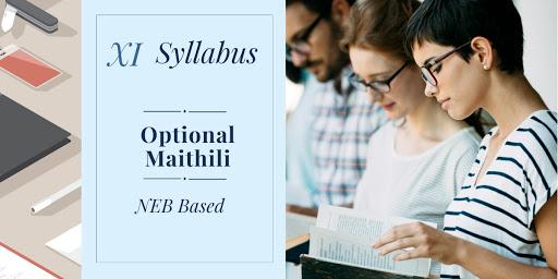 Maithili syllabus