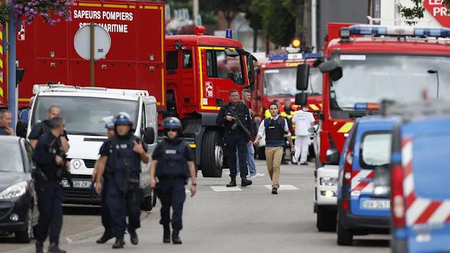Γαλλία: Φώναξαν ISIS κι έσφαξαν τον ιερέα!