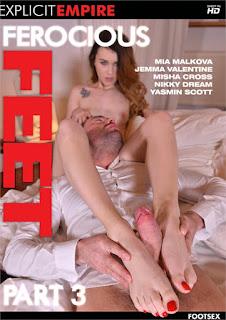 Ferocious Feet 3