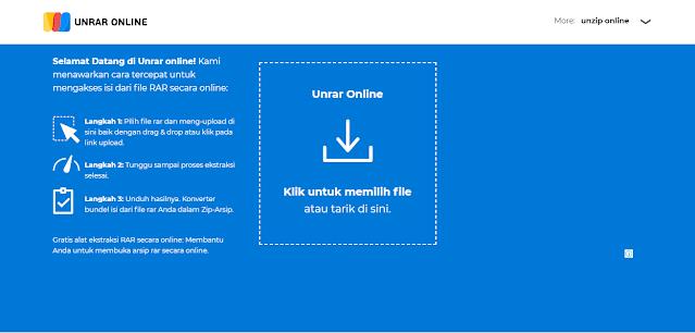 Cara Membuka File RAR di Laptop Windows dan Mac Mudah