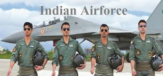 AFCAT Indian Air Force Online Form 2019
