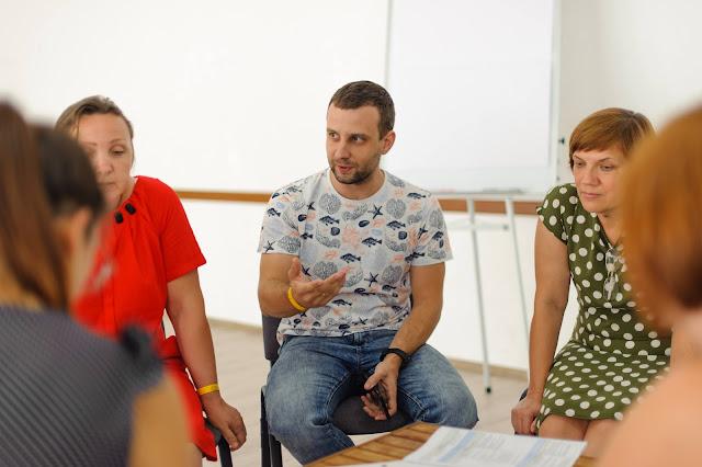 Юрій Антощук, координатор мережі РГГБ у Херсонській області