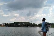11 Foto Indahnya Lokasi Tempat Wisata Di Rengat Danau Raja