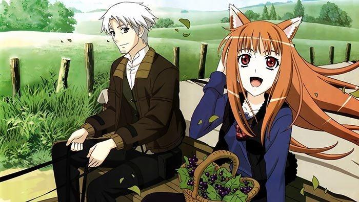 Sakuranime, Ookami to Koushinryou ( Spice and Wolf )