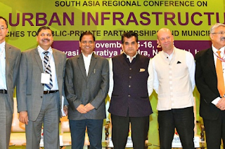 South Asian Regional Conference on Urban Infrastructure held in Delhi