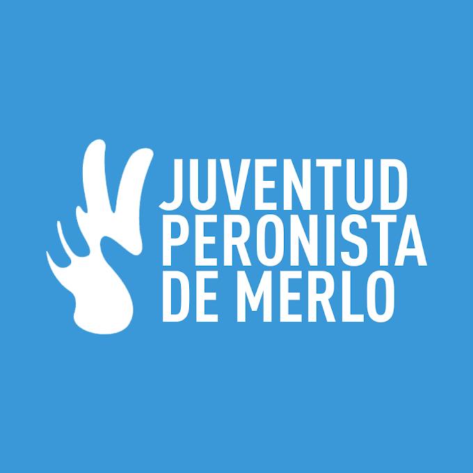 Isologo para la Juventud Peronista de Merlo