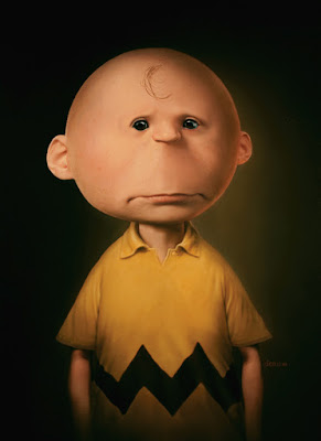 Charlie Brown de Peanuts.