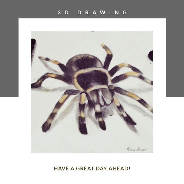 3d drawing by ewafebri