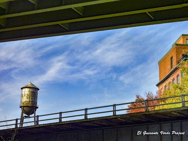 Syracuse, depósito de agua - New York por El Guisante Verde Project