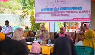 Bupati Launching La Rimpu Nanga Wera