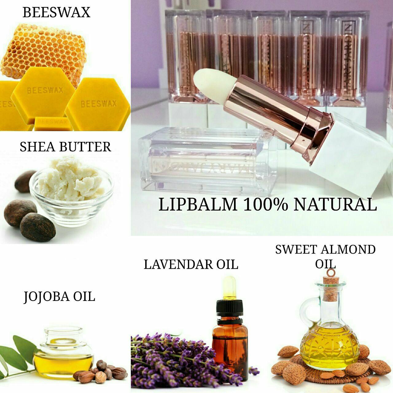 Manfaat Shea Butter Untuk Bibir Anda | MaryJardin.co
