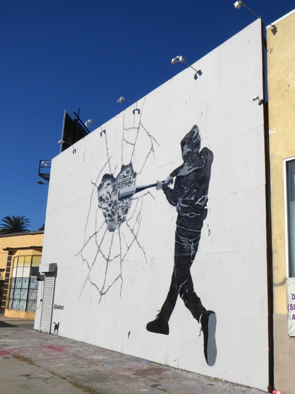 Keep doing what you Love HiJackArt wall mural