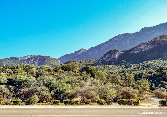 Desfiladeiro das Termópilas, Grécia