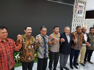 Kunker ke Polda Sulsel, Kapolri Tekankan Netralitas Anggota Polri Dalam Pilkada 2020