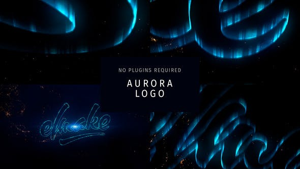 Aurora Logo[Videohive][After Effects][28985366]