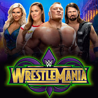 WrestleMania 34 Betting Odds - Bad News For Titleholders