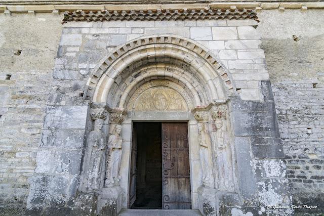 Saint Just de Valcabrere, portada, por El Guisante Verde Project