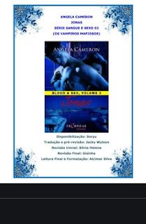 Sangue e Sexo II JONAS - Angela Cameron