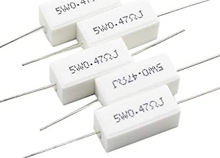resistor keramik
