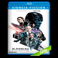 X-Men: Apocalipsis (2016) BRRip 720p Audio Dual Latino-Ingles