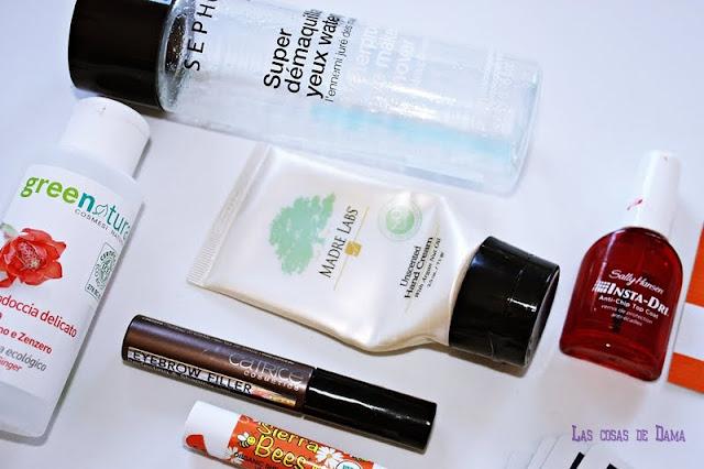 Se finí Productos terminados acabados beauty belleza maquillaje facial corporal