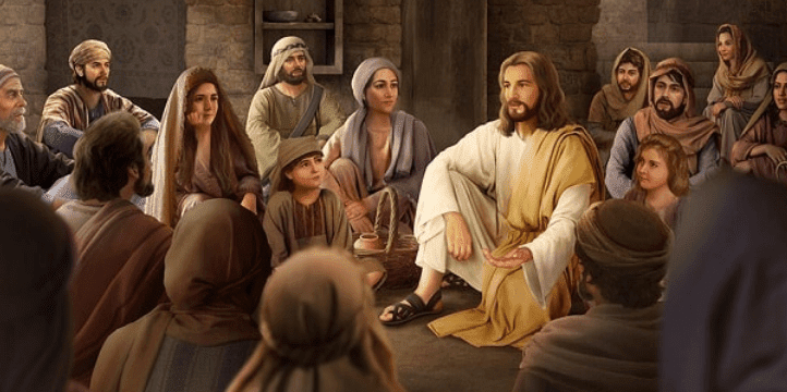 jesus, renungan, katolik, injil