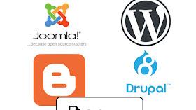 Lebih Mudah Membuat Situs Dengan CMS (Content Management System)