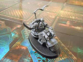 Deathwatch: Overkill biker marine