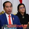 Sepertinya, Jokowi Dapat Kabar Bahagia Nih Dari Sri Mulyani
