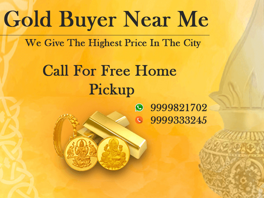 Cash For Gold In Green Park: Sell Old And Scrap Gold For