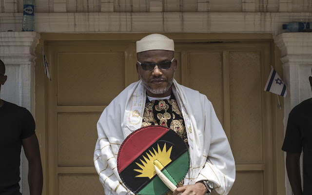 Nigeria's Absentia Trial of Nnamdi Kanu kick stats on a wrong footing due to service of hearing notice