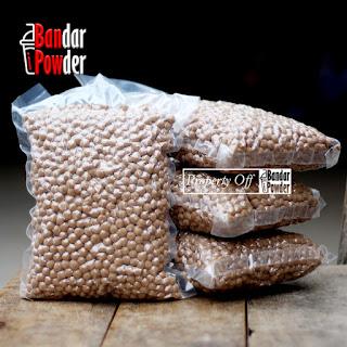 jual tapioca pearl bobatee bandar powder merk ghundu asia