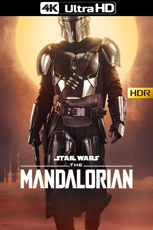 The Mandalorian (2019) Temporada 1 DSNY+ WEB-DL 4K [HDR] Latino – CMHDD