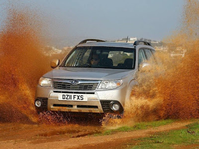 Subaru Forester Off Road Normal Resolution HD Wallpaper