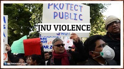 JNU Data Violence: Whatsapp, Apple To Delhi High Court