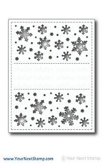 Snowflake Panel Die