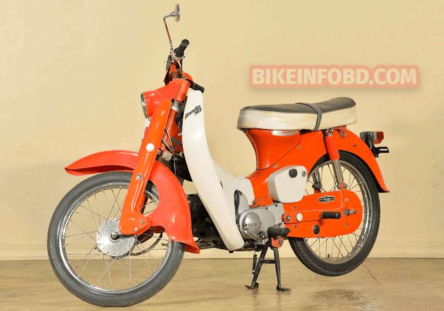 1966 Honda Supercub 50